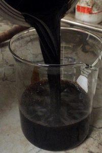 Black fuel